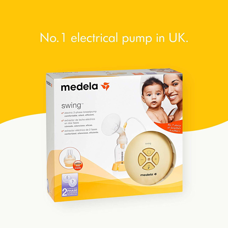 Most Comprehensive Medela Swing Breast Pump Review